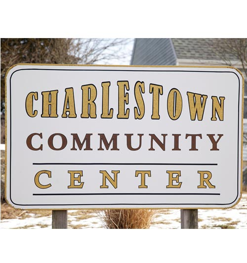 Meet at the Charlestown Community Center